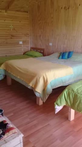 Chillán Viejo Estancia En cabaña campestre