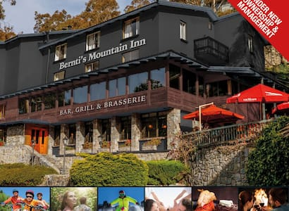 Berntis Mountain Inn - Kosciuszko National Park - Гестхаус