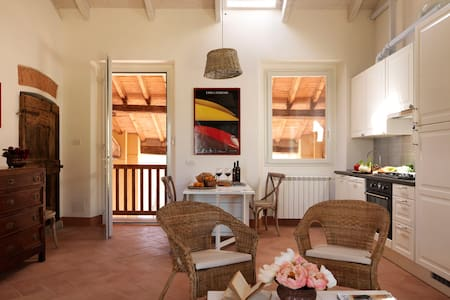 Perfect Hills&Vineyards near Milan - Oliva Gessi - Apartamento