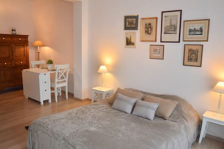 Cosy studio - great neighbourhood - Watermael-Boitsfort