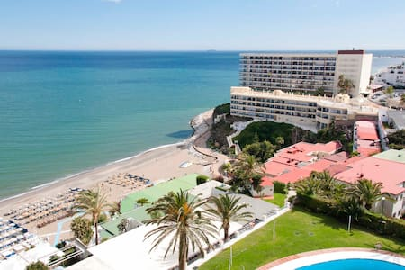 stunning sea view and peaceful apt - Torremolinos - Apartment