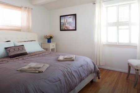 COZY PRIVAT ROOM NEAR MALIBU AND SANTA MONICA - Los Angeles