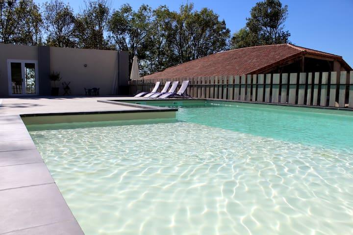 village of rentals, spa, pool, 4* - Molières - Alojamento ecológico