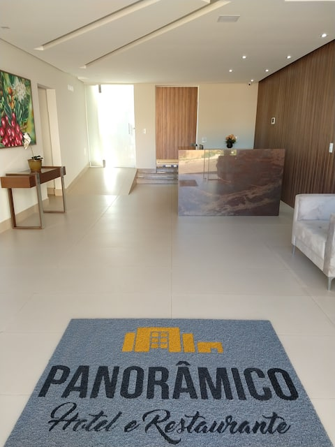 Hotel e Restaurante Panorâmico Carmo do Paranaíba