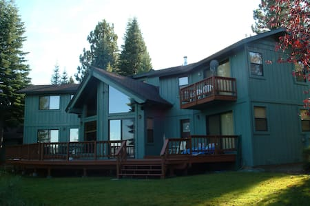 Lake Almanor Vacation Rental House - Chester