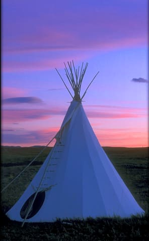 Blackfeet Tipi Village 4 - Browning