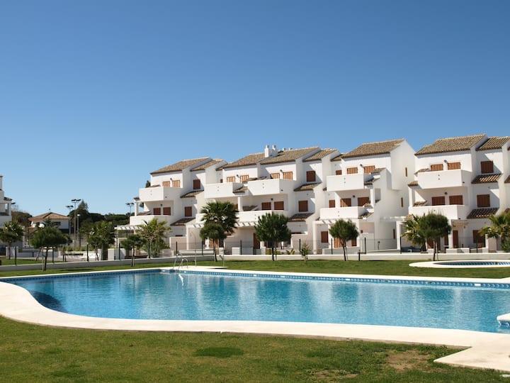 Apartment in Playa La Barrosa Cadiz