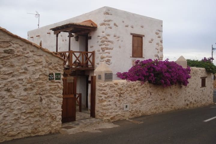 Casa Rural Tamasite - Tuineje-fuerteventura - House