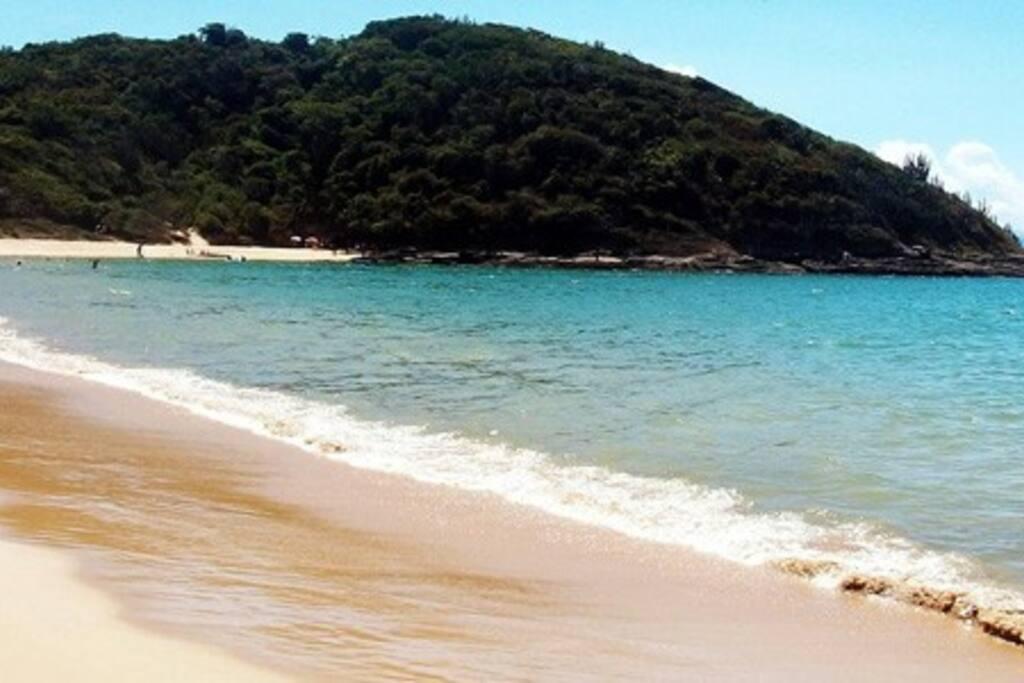 Praia do Canto.