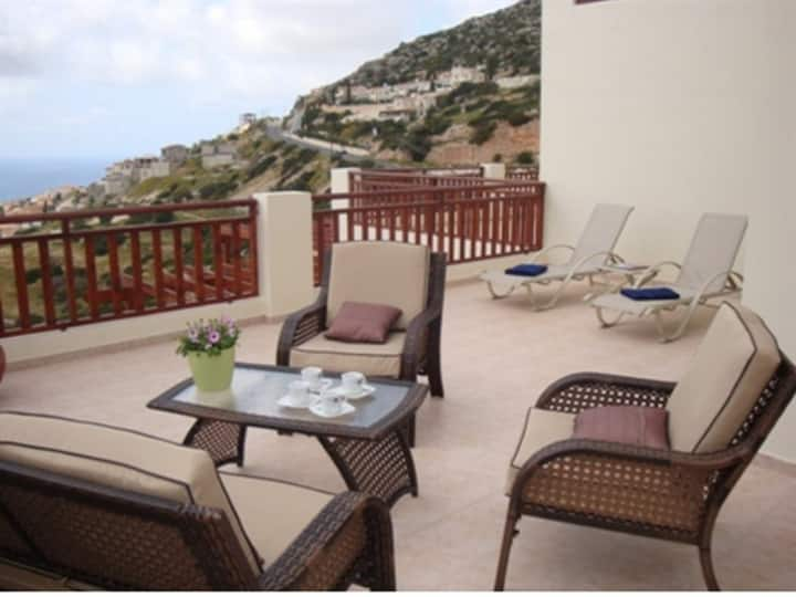 Christina Hilltop C16, 2-Bedroom Apartment, Peyia