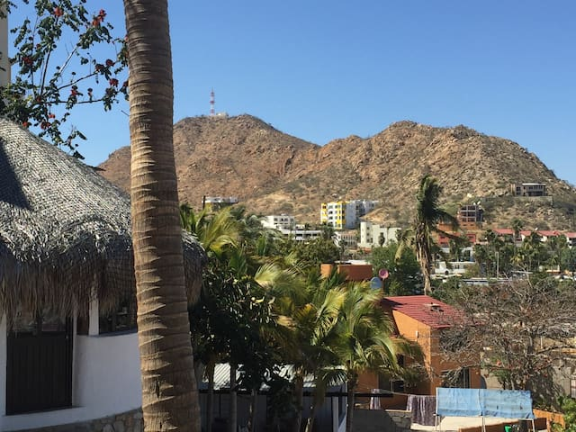 Cabo Center, 2 Beds, Great View!