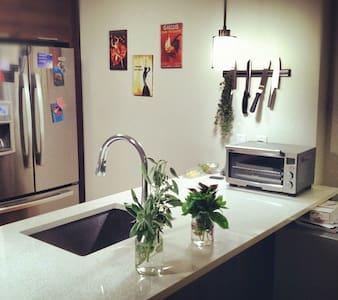 Comforable, Luxury Apartment