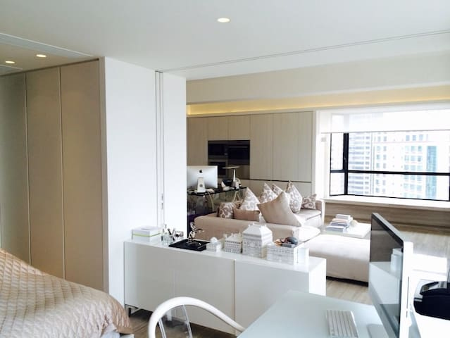 Luxury Living in Hong Kong