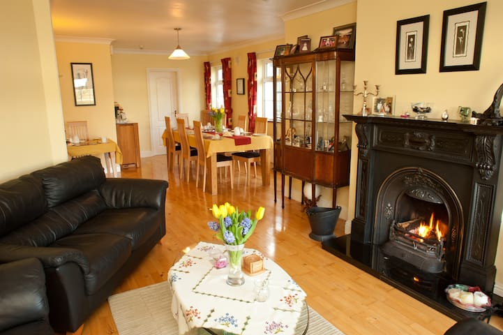 Comfortable Bed&Breakfast in Naas  - Naas - Bed & Breakfast
