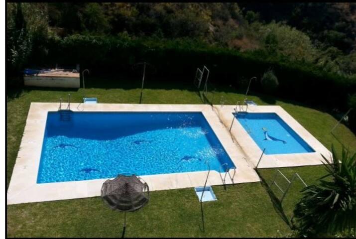 Apartamento a 15 minutos de Malaga