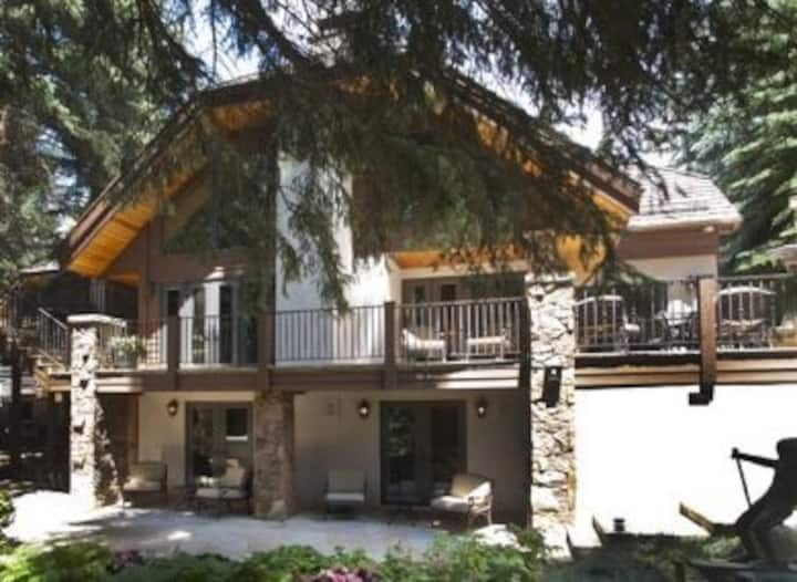 Great Home on Gore Creek in Vail CO