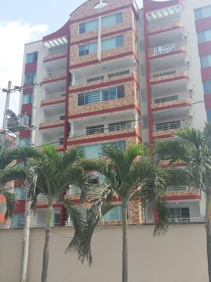 Moderna Suite en Tonsupa a dos cuadras de playa