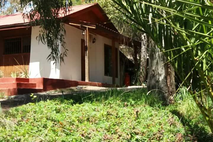 Refugio Lomas del Ingenio, un lugar especial.