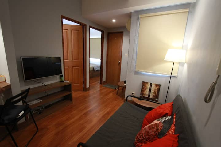 Affordable 2BR Apartment 2,5 KM from JIEXPO