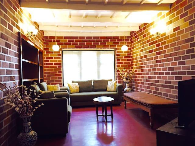 Notting Hill Homestay, Family Room - Madikeri - Talo
