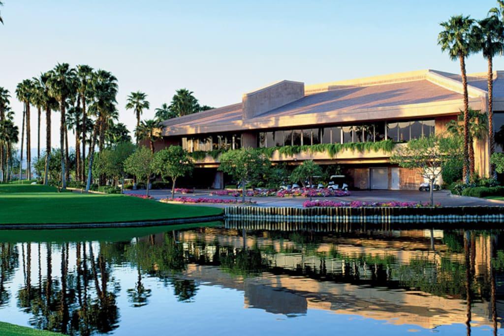 Palm Desert Resort Club House