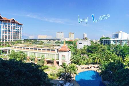 Luxury Condo, Shangri-La View 长康路公寓 - Chiang Mai - Appartement