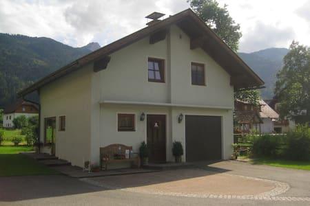 Nice holiday home near Nassfeld - Gemeinde Hermagor-Pressegger See - Hus