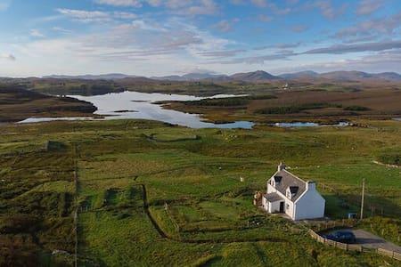 Idyllic Hebridean Holiday Cottage