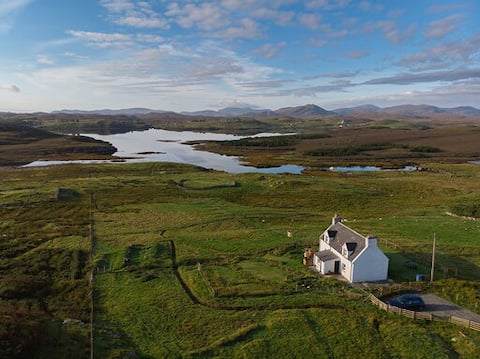 Idyllic Hebridean Holiday Cottage