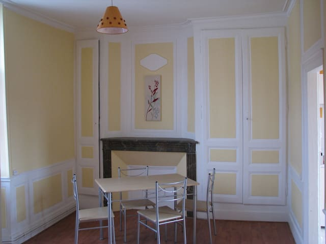 Appartement Type 1 Bis - chateau renault centre - Château-Renault - Квартира