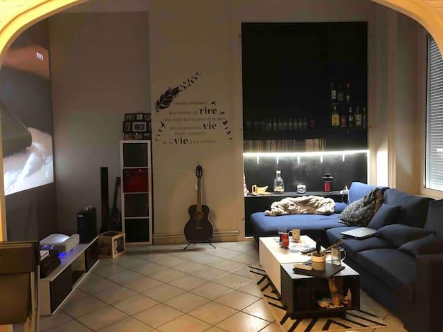 Appartement  de 100m2