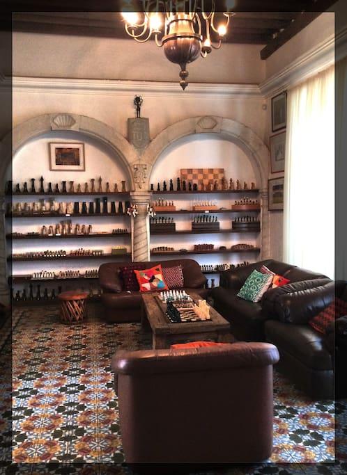 Living Room (Chess room)