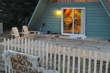 Bandon Beach Shack fully remodeled - Bandon