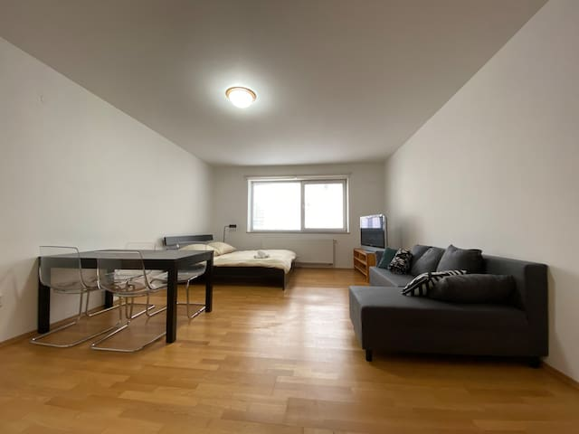 Apartment with private parking 5 minutes to centre