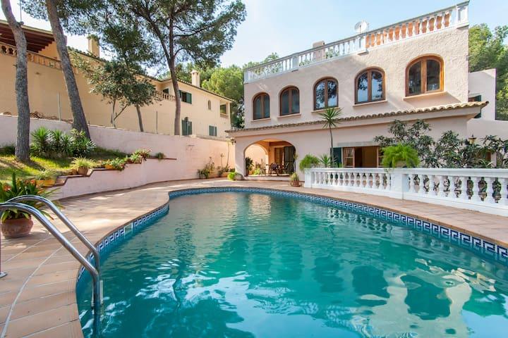 Villa in Costa den Blanes - Portals - Costa d'en Blanes - Casa