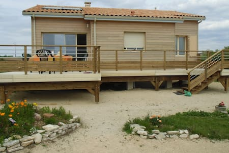 Maison bois -100% zen et écologique - Mérignac