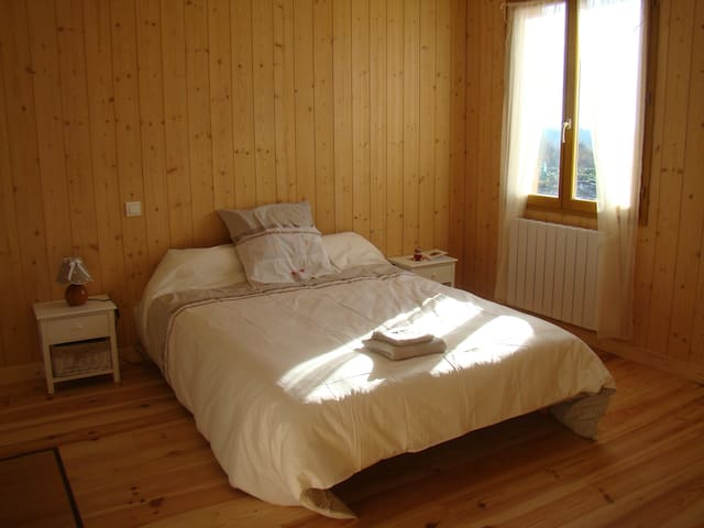 room in wooden house - Merignac - Ev
