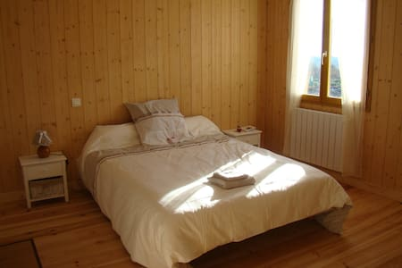 room in wooden house - Merignac