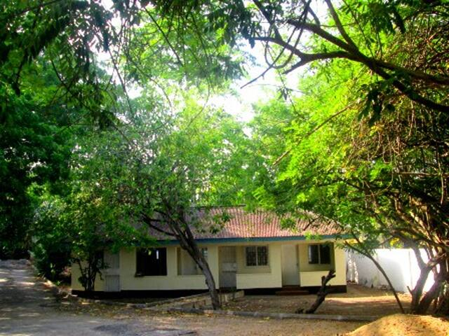DjungleHouse - Mombasa - Rumah
