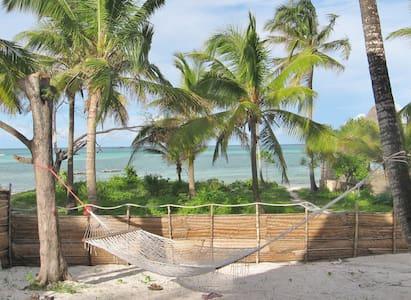 Pweza Beach Bungalow 1