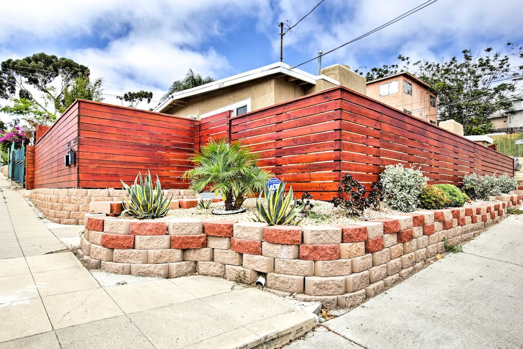 This townhome is minutes from Coronado, Old Town San Diego, and much more!