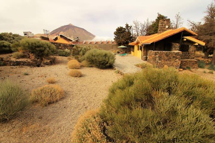 Casa Tajinastes del Teide - Las Cañadas del Teide - Σπίτι