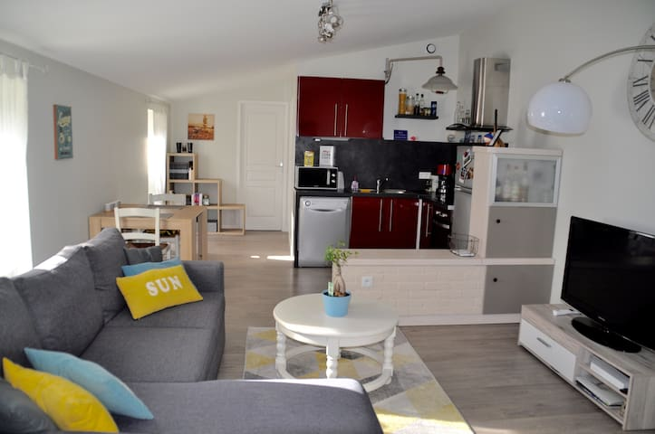 Appartement en hypercentre de La Tremblade