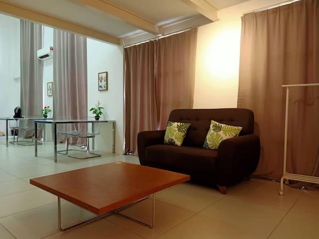Please book my apartment @ Empire City, Damansara