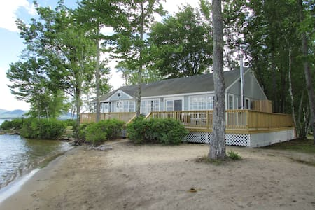 Beautiful Cottage on Lake Ossipee - Ossipee