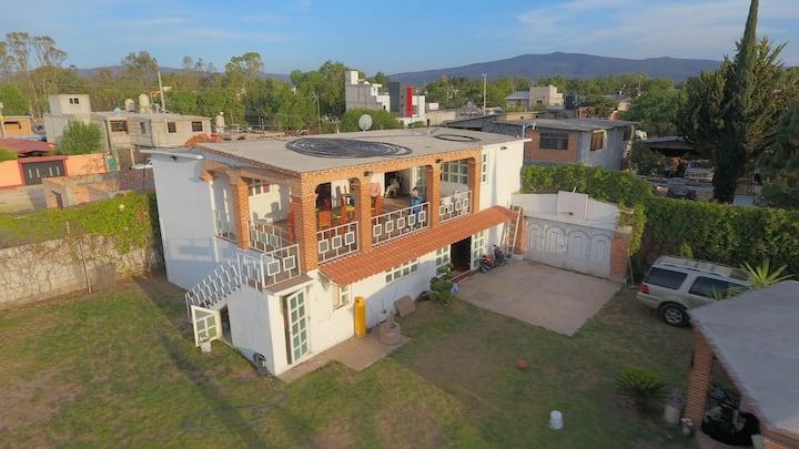 Casa de campo, Huichapan Hidalgo