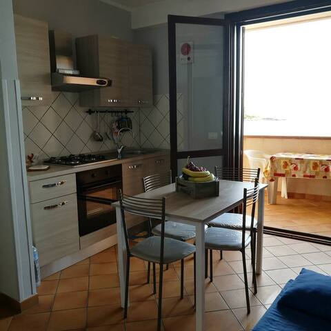 Appartamento vista mare a Marzamemi