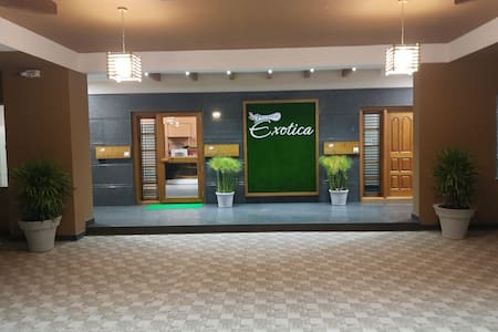 Paradise Exotica - 2 BHK-A/C Executive Apartment