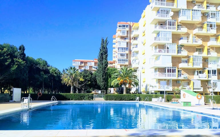 New. Lovely 1 bedroom apartment benalmadena.50m2