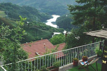 Monteiro's Mountain House at Gerês National Park